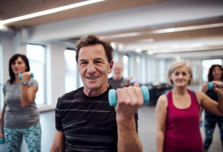 Treinamento Funcional para idosos sim ou não